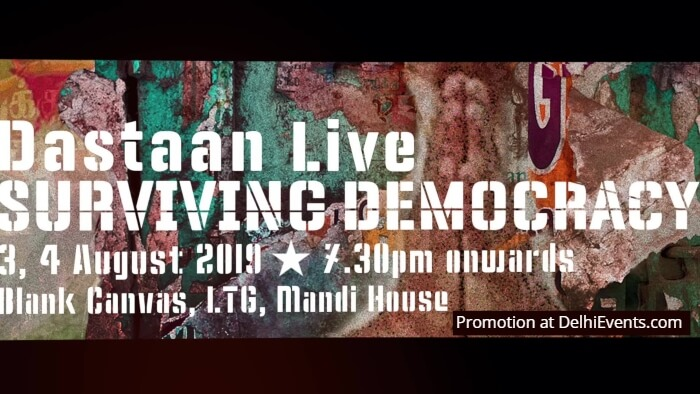 Dastaan Surviving Democracy LTG Creative