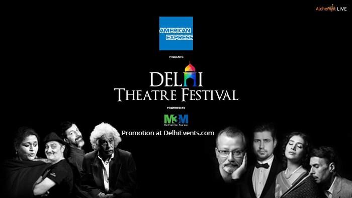 Delhi Theatre Festival Creative