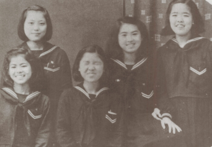 Himeyuri Japanese School Photograph