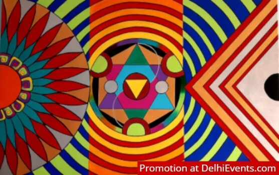 Rang Group Show artworks Saurabh Kumar