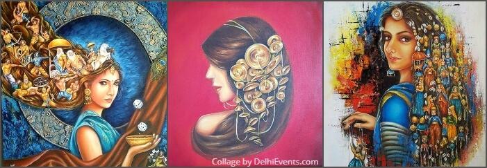Artworks Sonia Kumar