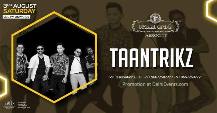 Farzified Saturday Night Taantrikz Farzi Cafe Creative