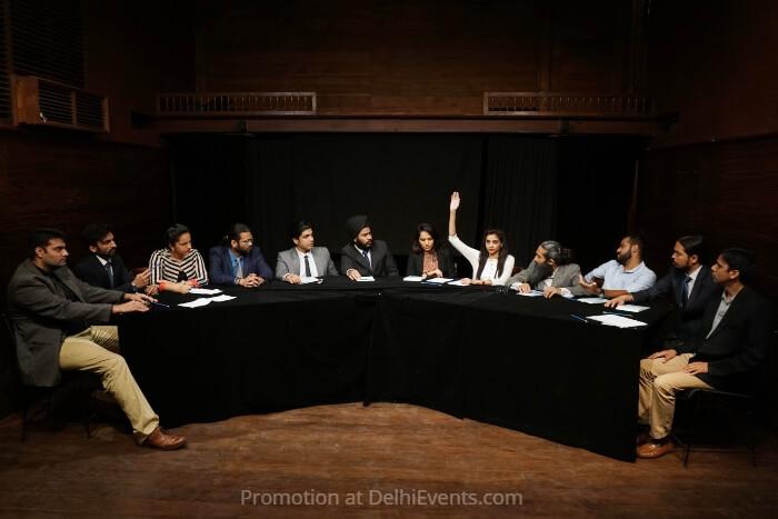 Verdict Play Akshara Theatre Creative