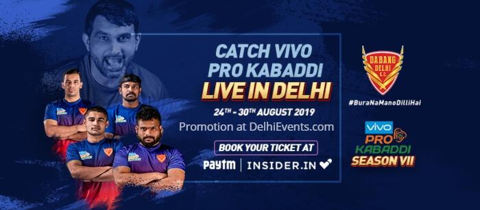 Vivo Pro Kabaddi League 2019 Creative