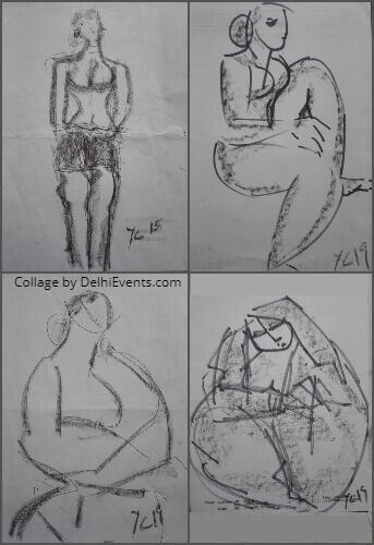 Artworks YC Sharma