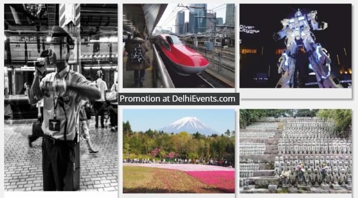 Click Japan Photo Contest Exhibition Photographs