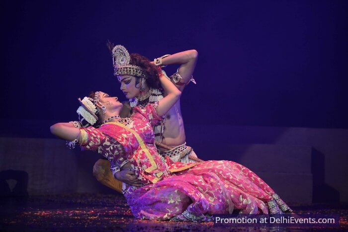 Shriram Bharatiya Kala Kendra Krishna Dance Drama Still