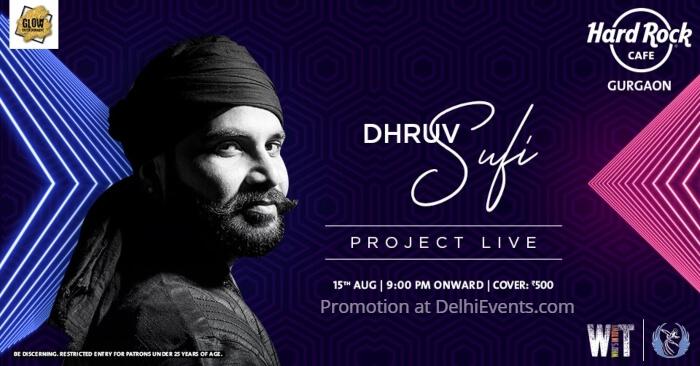 Dhruv Sufi Project Hard Rock Cafe Creative