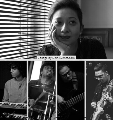 MUSIC : R&B, Neo-Soul & Jazz with Fellowship ft  Lucia, Abhin