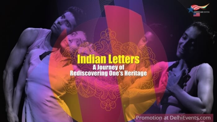 Indian Letter Journey of Rediscovering One's Heritage Preeti Vasudevan Amar Ramasar American Center Creative