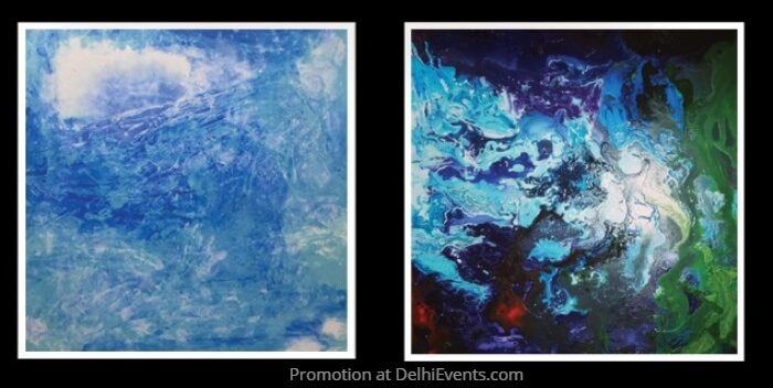 Paintings Jyoti Sateeja Virendra Kumar