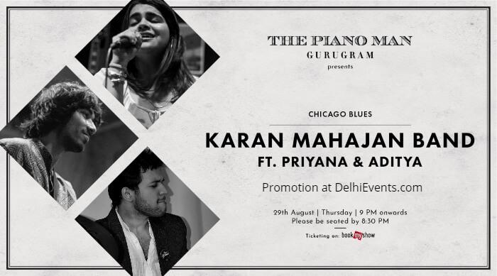Karan Mahajan Band Priyana Aditya Piano Man Creative