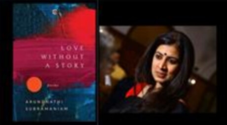 Love without Story Poetry Book Arundhati Subramaniam
