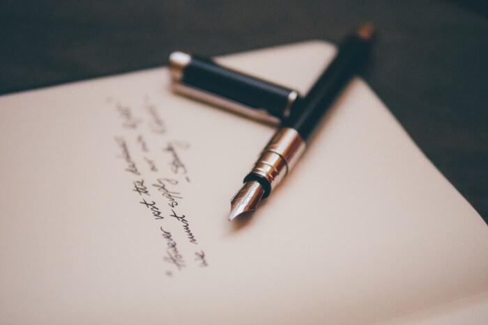 Pen Paper Poetry