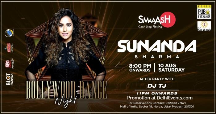 Sunanda Sharma Smaaash Creative