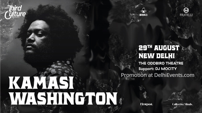Third Culture Kamasi Washington Oddbird Theatre Foundation Creative