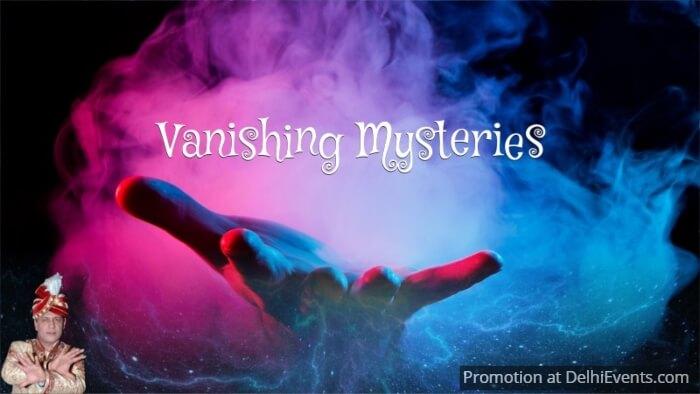 Vanishing Mysteries Magical Connections India America Fulbright Scholar Shreeyash Palshikar Creative