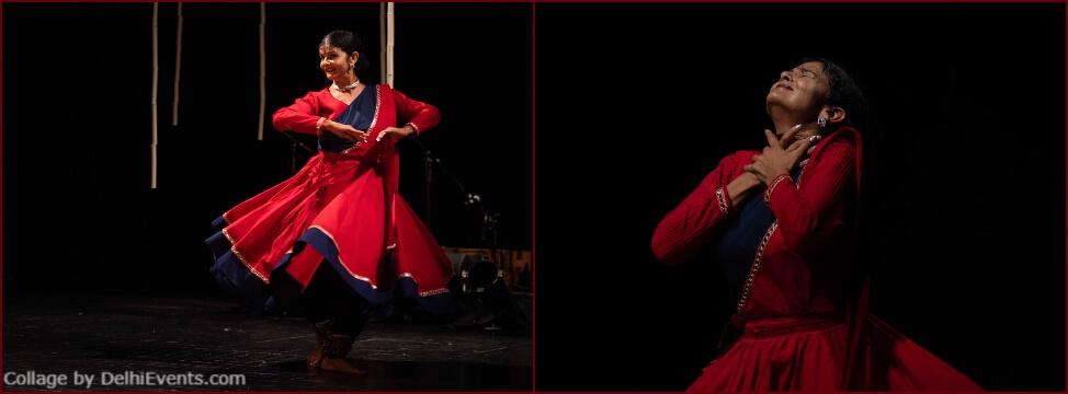 Dancer Shila Mehta