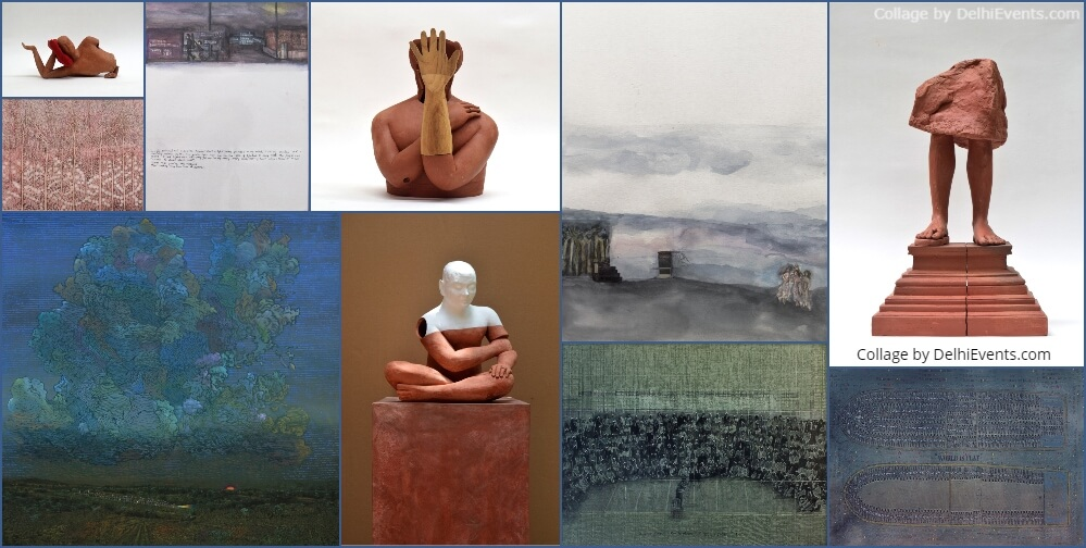 Con Tempus Time Group Show Contemporary Artists Artworks