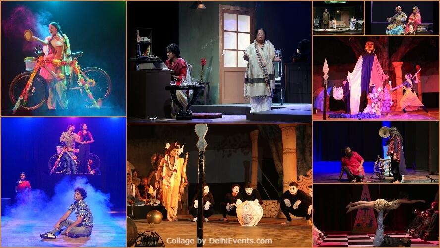 Bharatendu Natya Utsav Play Stills