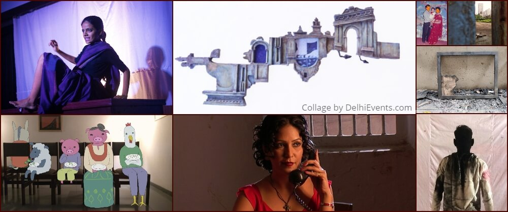 Khoj goethe Earth Still Going Around Sun Thirteen Curated Exhibitions Stills