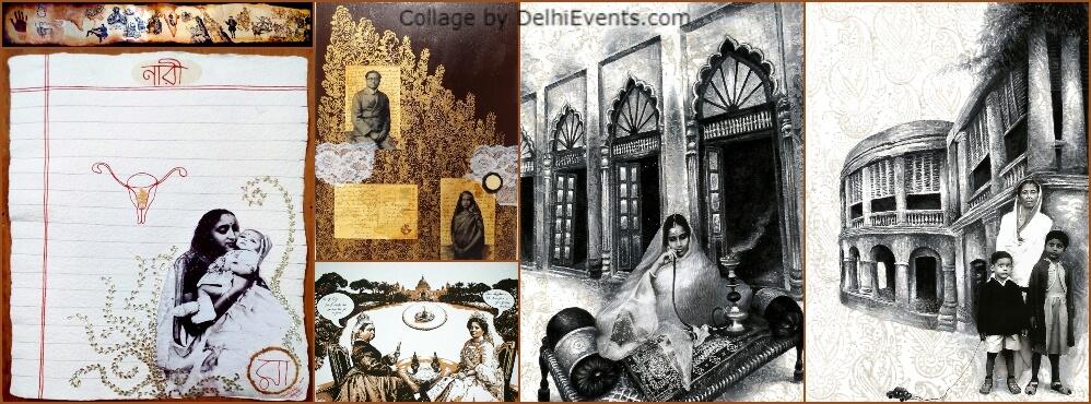 Homeland  Exhibition Moutushi Chakraborty  Stills