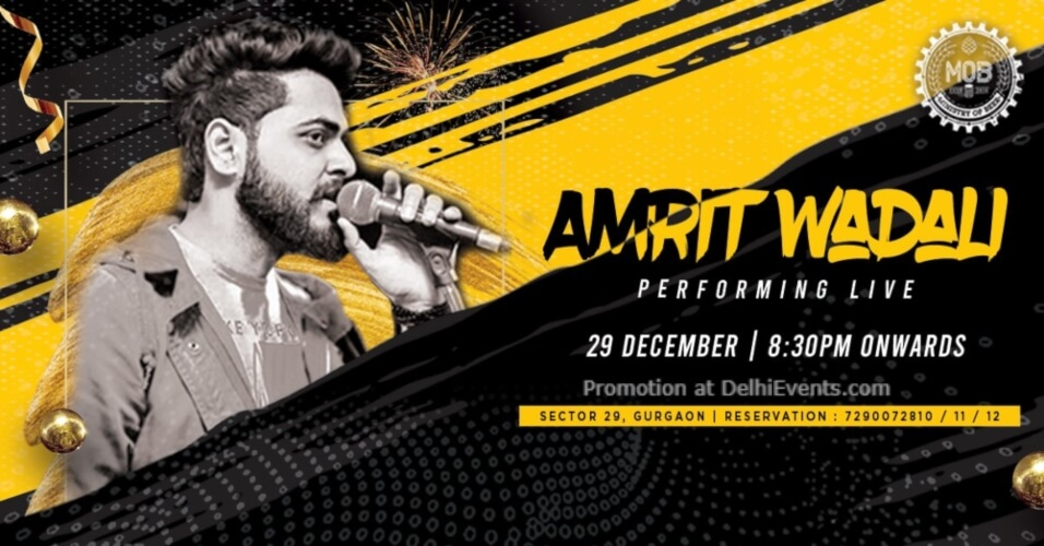 Amrit Wadali Performing Ministry Of Beer CP Creative