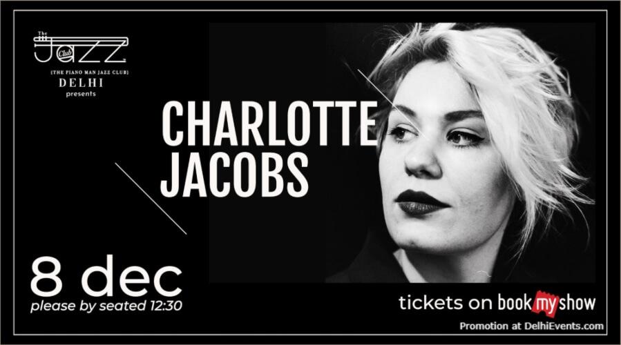 Charlotte Jacobs Piano Man Jazz Club Safdarjung Enclave Creative