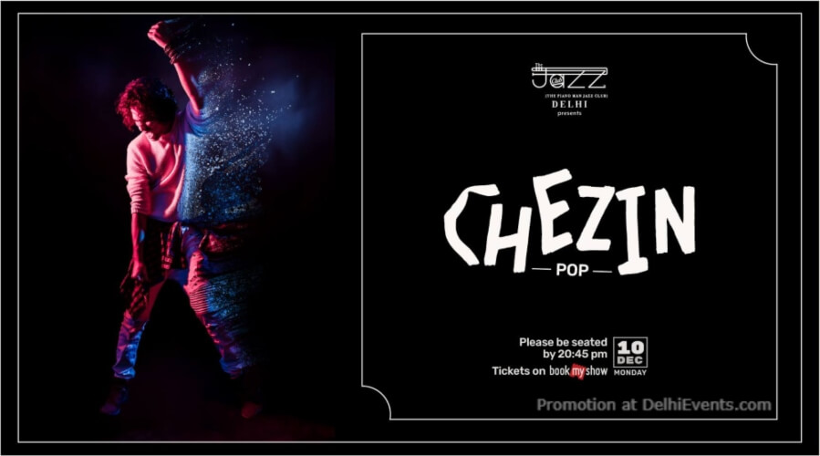 Chezin Piano Man Jazz Club Safdarjung Enclave Creative