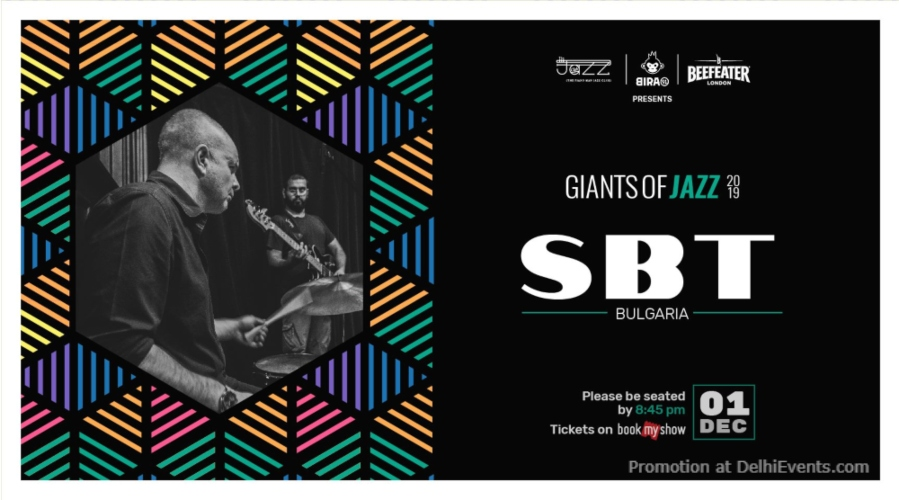 Giants Jazz 2019 Sbt Piano Man Club Safdarjung Enclave Creative