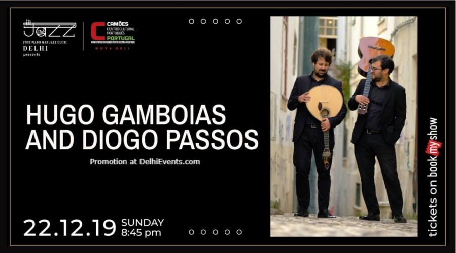 Hugo Gamboias Diogo Passos Piano Man Jazz Club Safdarjung Enclave Creative