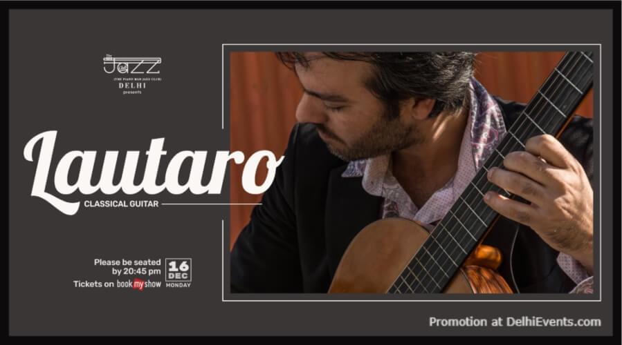 Lautaro Tissera Piano Man Jazz Club Safdarjung Enclave Creative