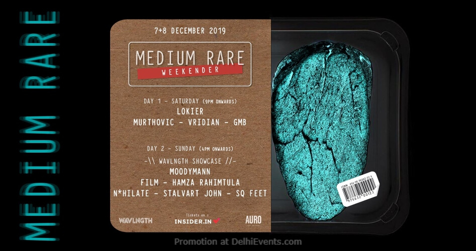 Mediumrare Weekender Auro Kitchen Bar Hauz Khas Creative