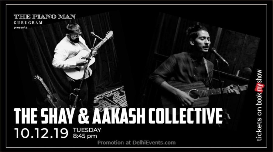 Shay Aakash Collective Piano Man Gurugram Creative