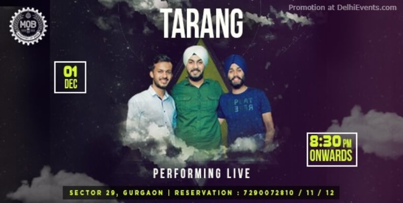 Tarang Performing Ministry Of Beer CP Creative