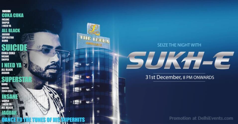 Usher 2020 SukhE Leela Ambience Gurugram Hotel Residences Creative