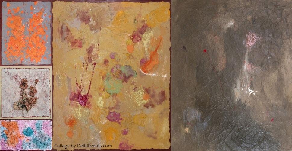 Sands Time Solo Art Show Rashmi Khurana Konsult Hauz Khas Artworks