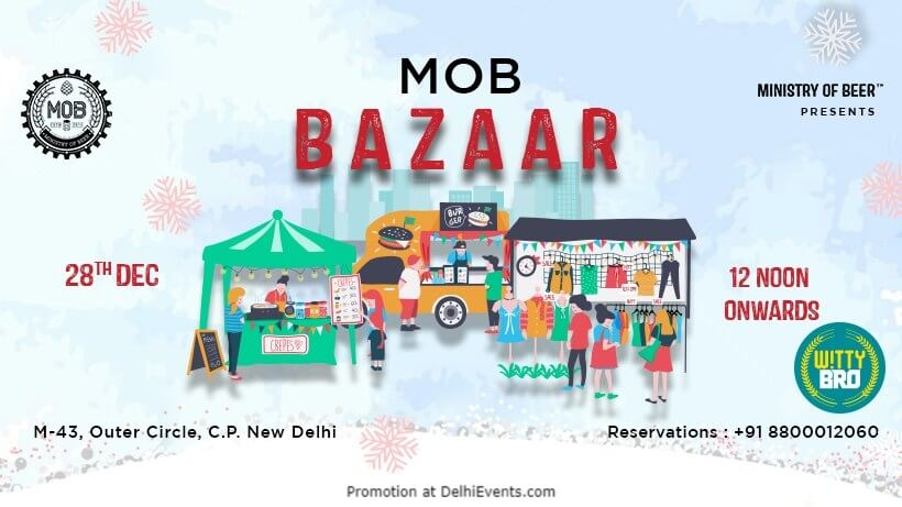 MOB Bazaar Ministry Of Beer CP Creative