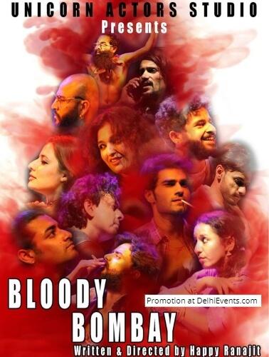 Bloody Bombay Play Shri Ram Centre Mandi House Creative