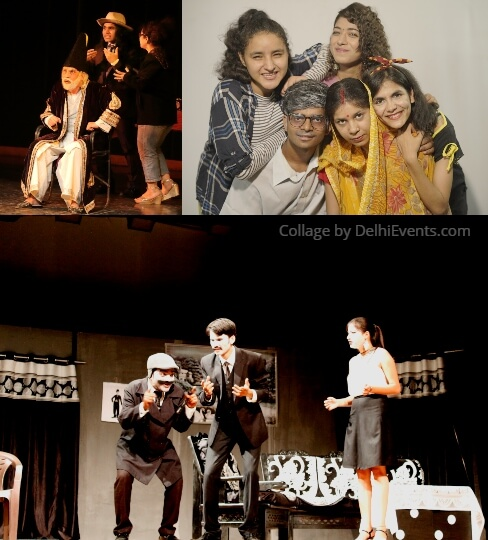 BelaTheatre Karwaan Deewangunj Kaash Ghalib New Delhi Plays Stills