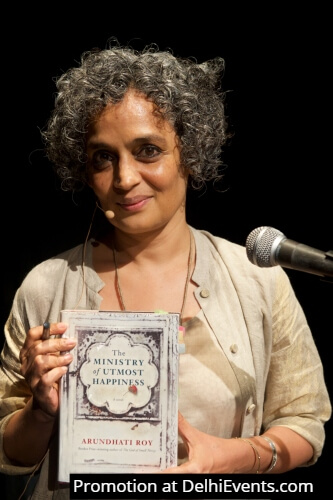 Arundhati Roy book Ministry Utmost Happiness