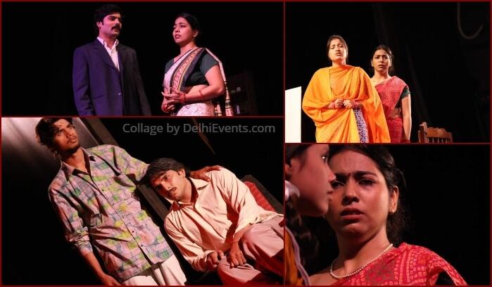 Bela Theatre Karwaan Aadhe Adhure Play Stills
