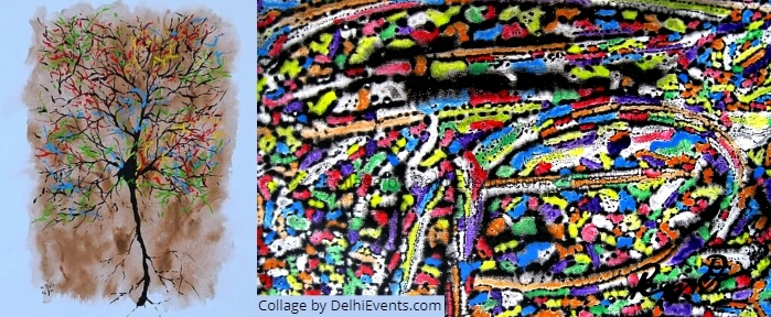 Artworks Dr Danial Arabali Raja Deori