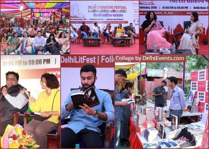 Delhi Literature Festival Dilli Haat INA Photoshoot
