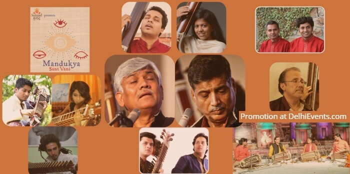 Dhrupad Sansthan Bhopal IGNCA Utsav Artists Creative