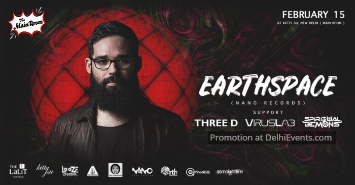 Earthspace Nano Records Kitty Su Creative