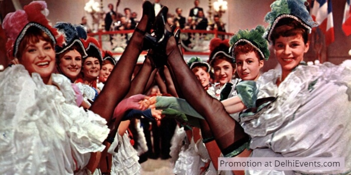French Cancan Film Still