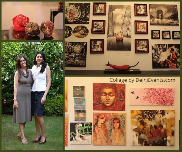HT Imagine Fest 2019 Aditi Ruchi Artworks