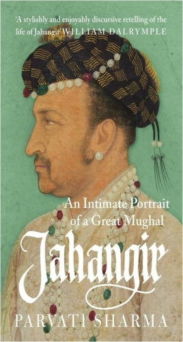 Intimate Portrait Great Mughal Parvati Sharma Book Cover