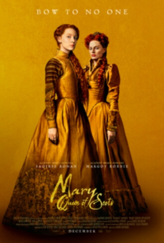 Mary Queen Scots Movie Poster